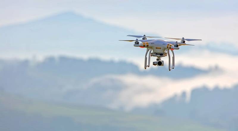 Cara sewa Drone DJI di Kota Malang